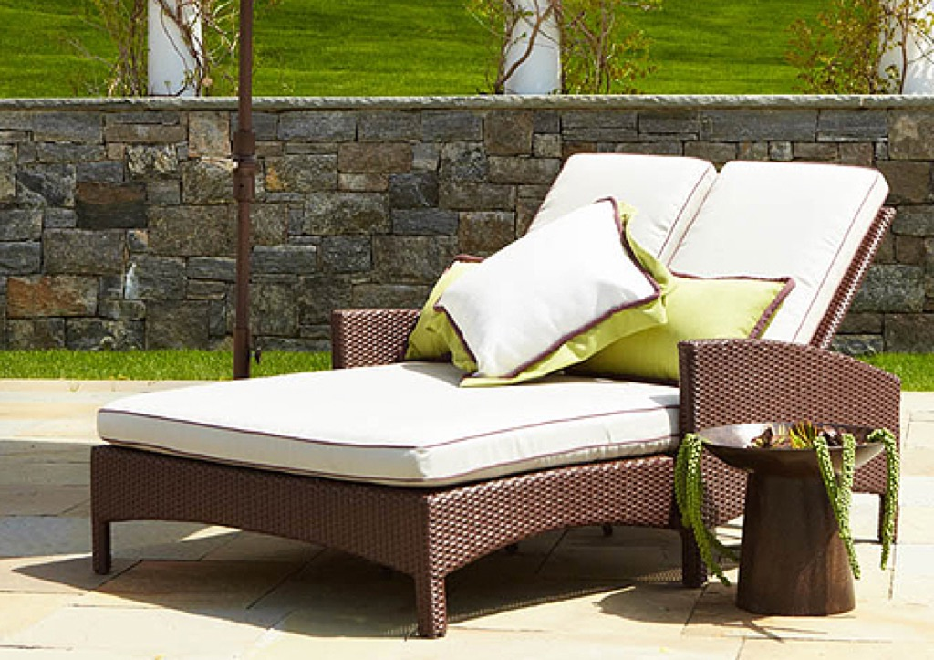 Atlantis Double Chaise